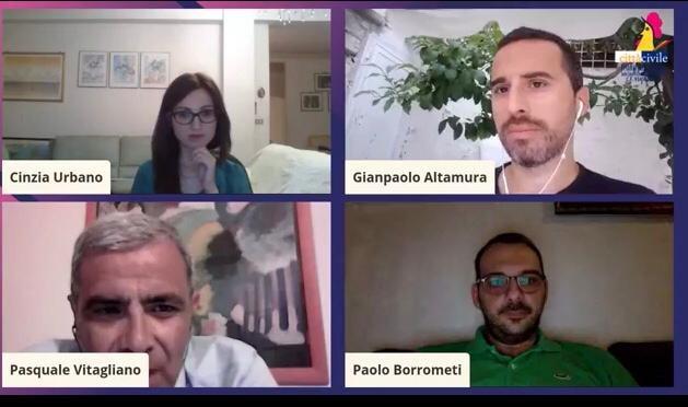 Festival per la Legalità con Paolo Borrometi