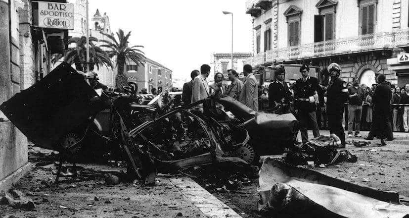 28 anni fa a Terlizzi esplodeva un' autobomba all'ingresso del Municipio.